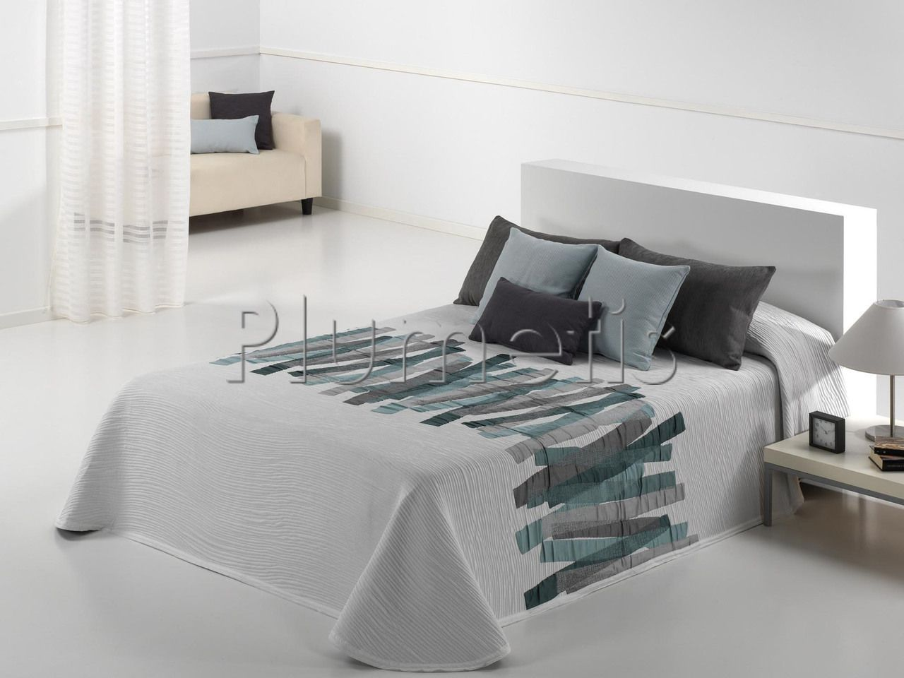 Boutis Conti de qualité supérieur. | Dessus de lit Design ...