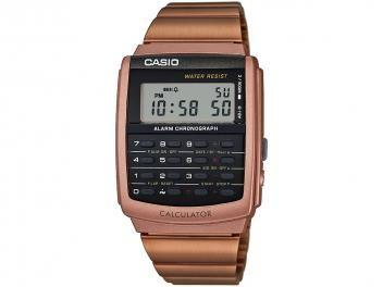 4177a37bf36 Relógio Masculino Casio Digital - Resistente à Água Cronômetro CA-506C-5ADF