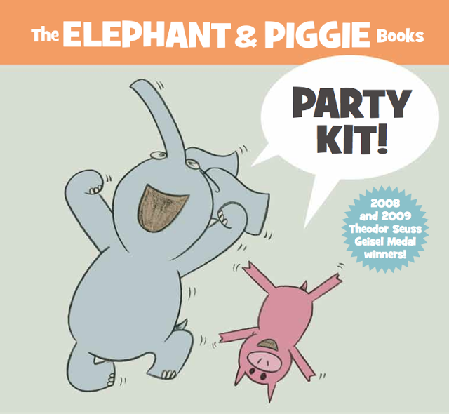 It\'s an Elephant and Piggie Fest!! | beauty | Pinterest