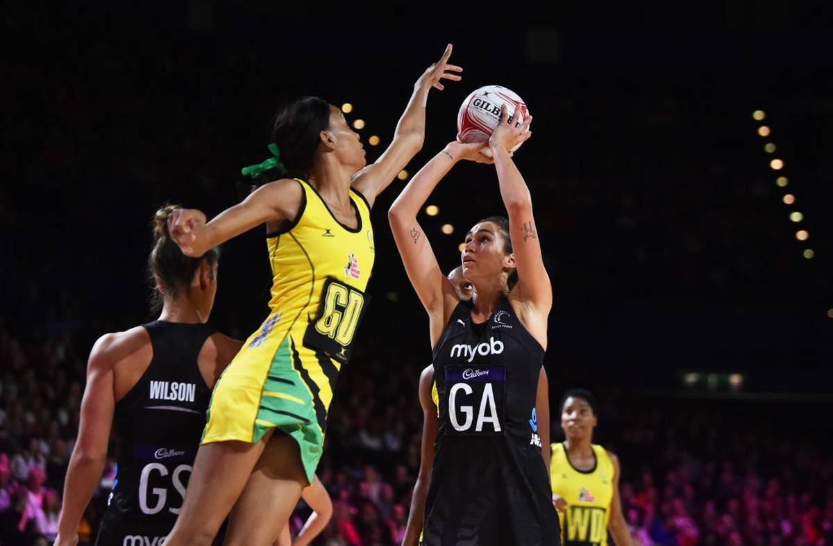 Live Netball Updates Silver Ferns V Jamaica Nations Cup Final Nz Herald In 2020 Nations Cup Cup Final Netball
