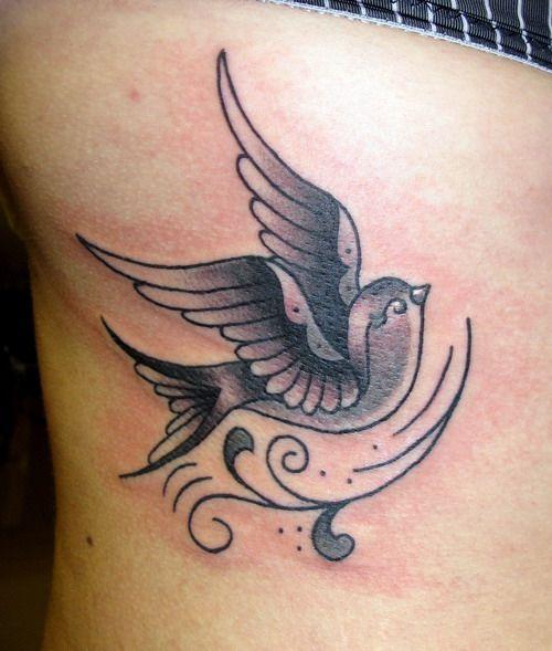 swallow Swallow Tattoo Meaning images 232434 | Cool Tattoos | Pinterest | Swallow tattoo, Tattoo ...