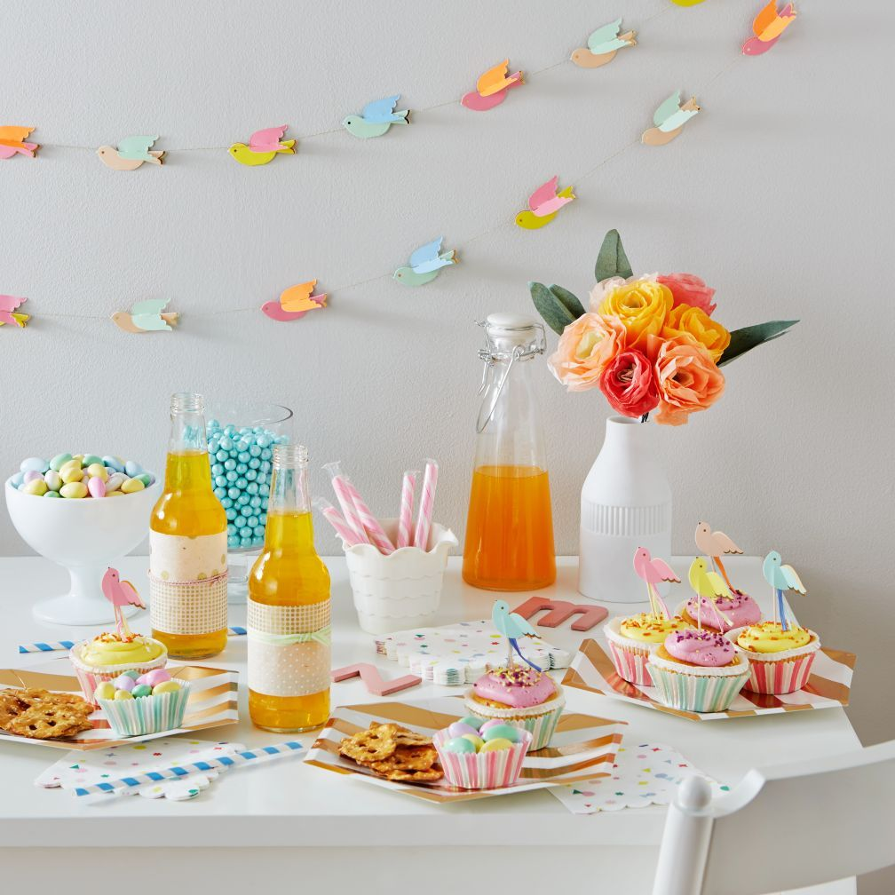 Toot Sweet Pretty Birdies Party Collection | The Land of Nod
