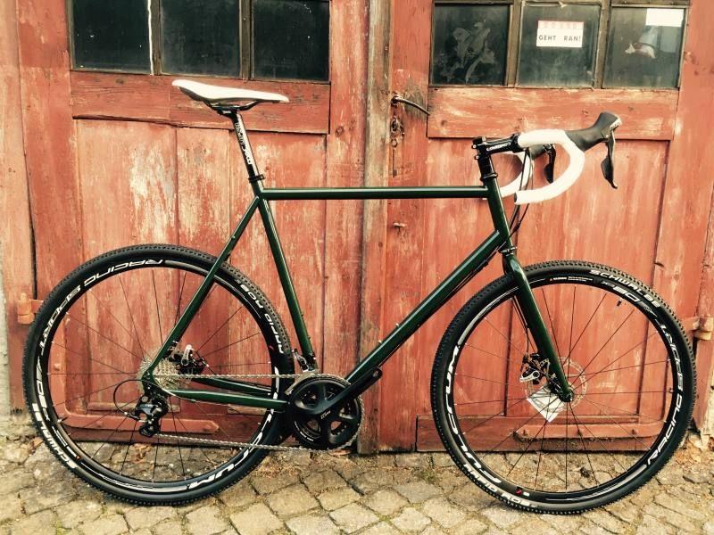 Intec F10 DISC 105 Cyclocross Rad von Bikebude24 #cyclocross ...