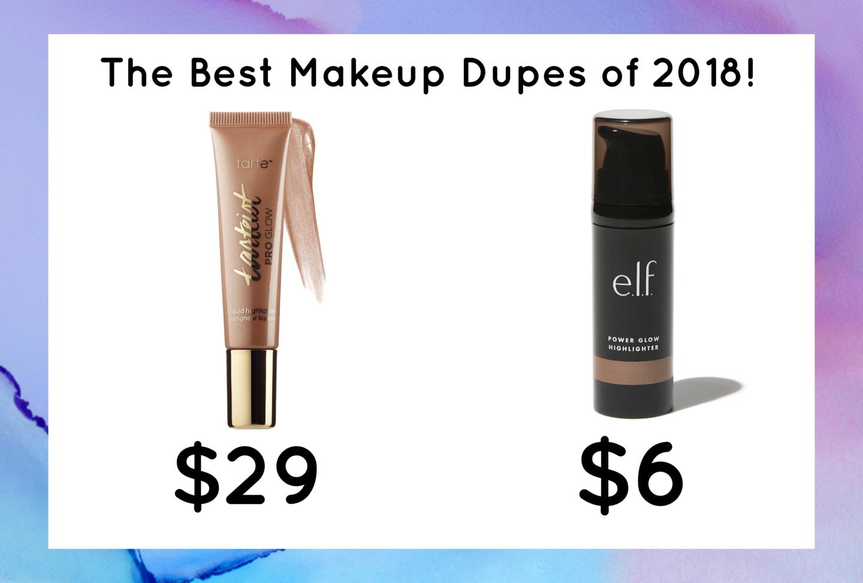 The Best Drugstore Makeup Dupes Elf 2018 Vol. 10 Makeup