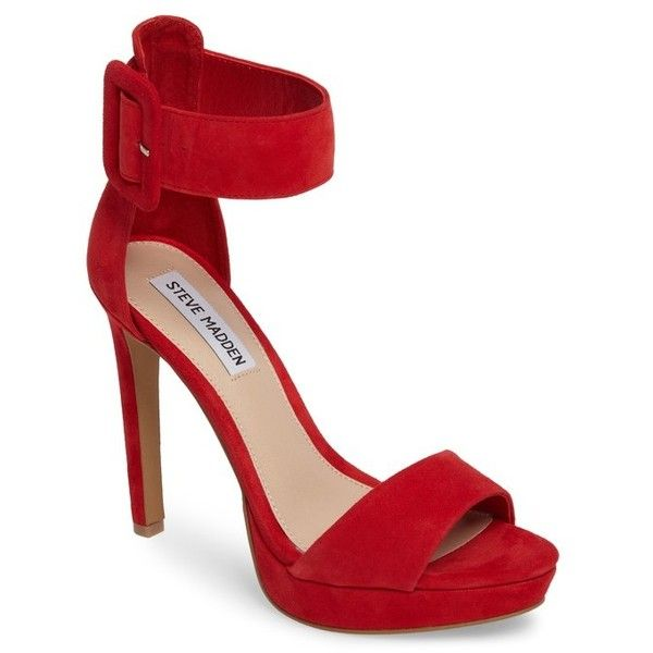 f99ace20a55 Women s Steve Madden Circuit Sandal (130 AUD) ❤ liked on Polyvore featuring  shoes