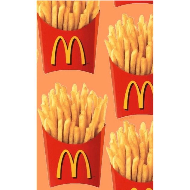 McDonalds Fries Wallpaper