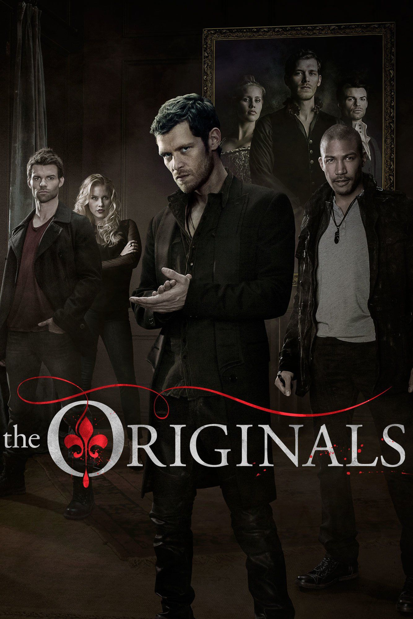 A Spin Off From The Vampire Diaries And Set In New Orleans The