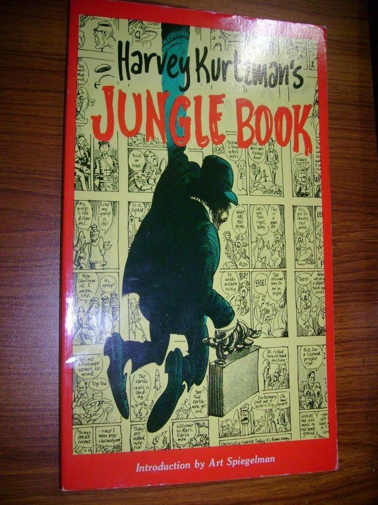Harvey Kurtzman's Jungle Book (1st Softcover Edition, March 1988, Kitchen Sink)