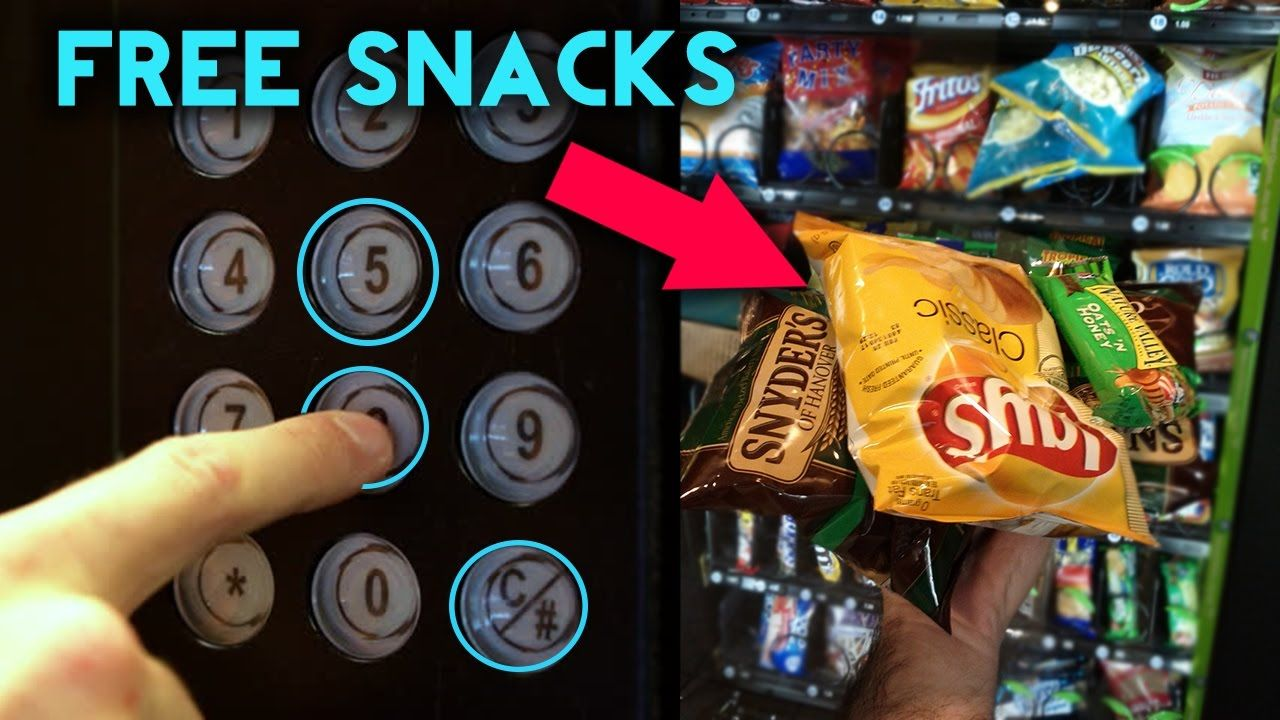 How To Get The Money From A Vending Machine