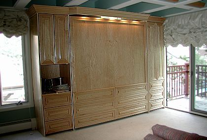 King size murphy bed plans When Hayslip Design of Dallas called and