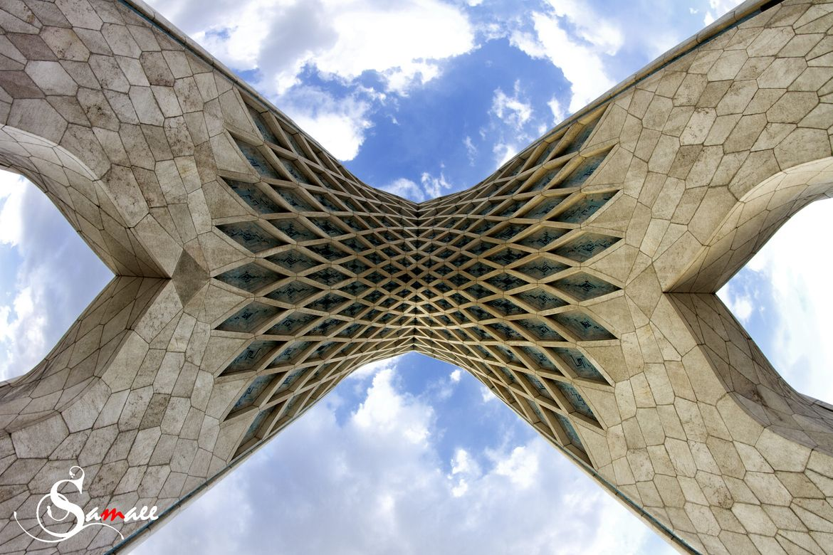 The Azadi Tower (Persian: برج آزادی, Borj-e Azadi; translated ...