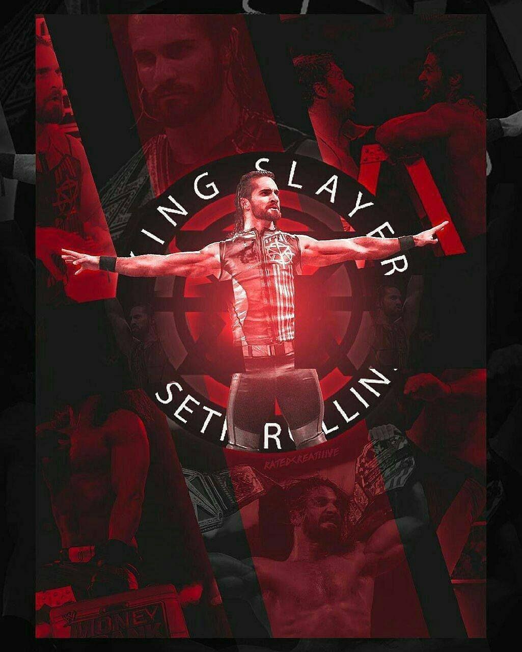 My Ninja Seth Rollins Redesign Rebuild And Reclaim