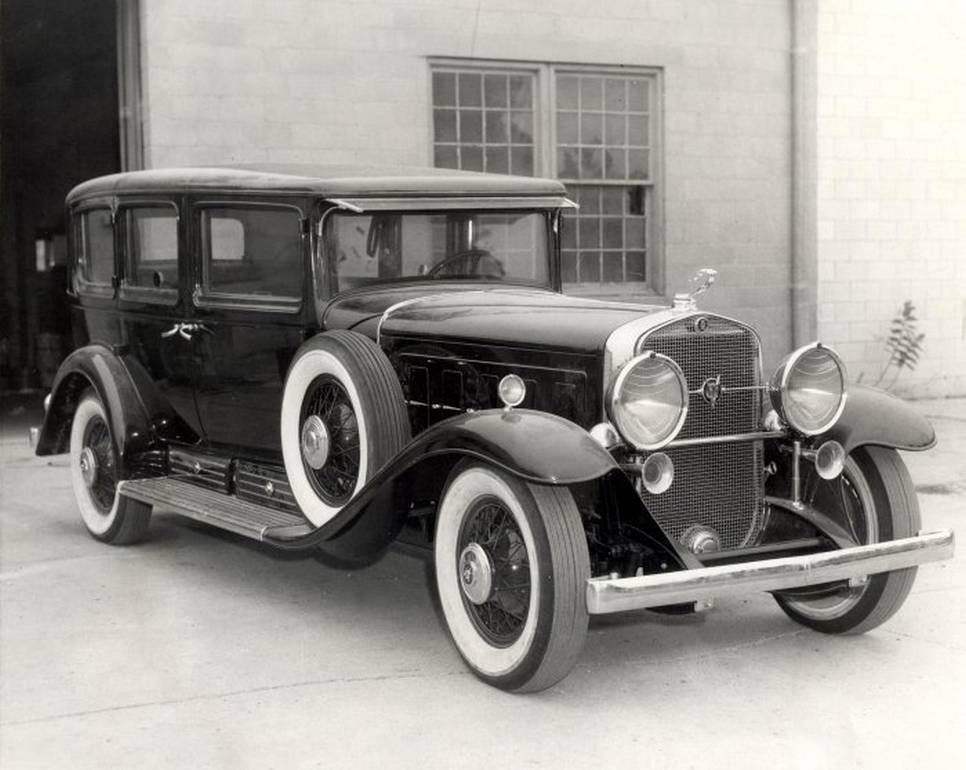 Al Capone Mafia Mob Bullet Proof Car 8x10 Photo 003 | Armored car ...