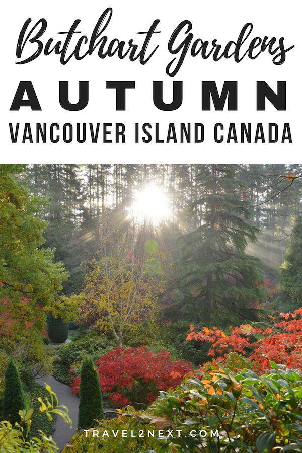 Butchart Gardens Canada – Garden For All Seasons #butchartgardens