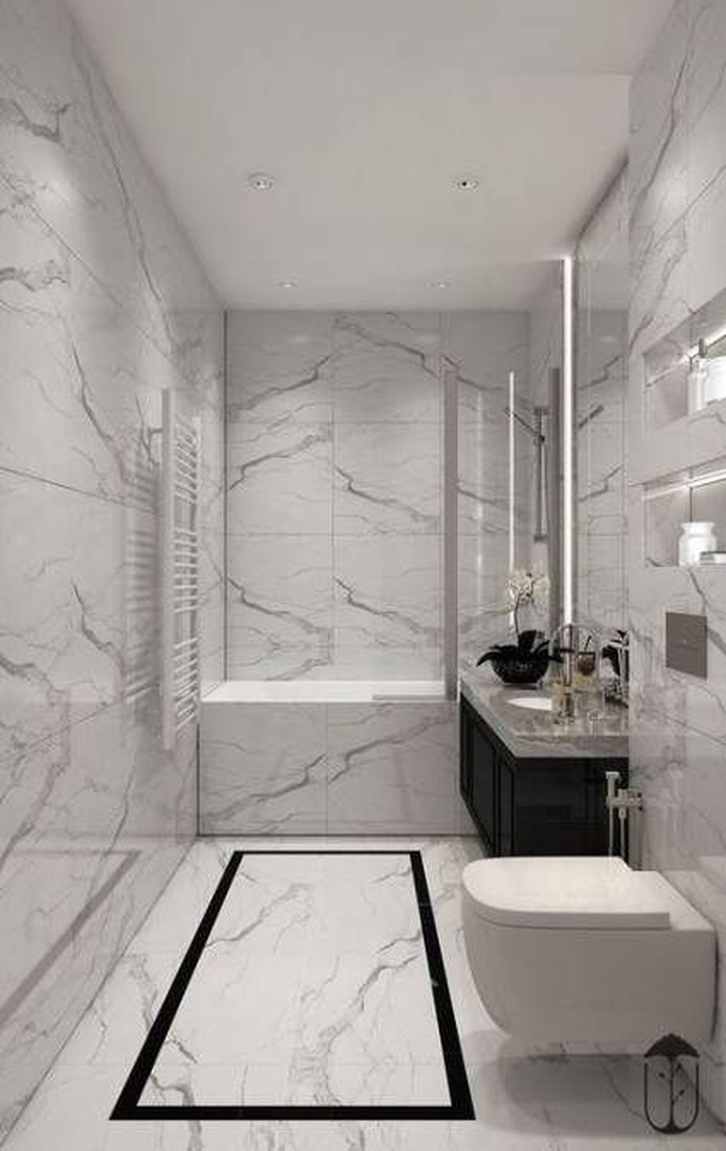 Master Bathroom Remodel Luxury Hotel: REVEAL | Porch ...