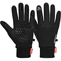 Cevapro Winter Warm Gloves Touchscreen Gloves Cold Weather Cycling Gloves Windproof Winter Sports Gloves for Running Biking Driving Climbing Hiking - Men & Women #gloves