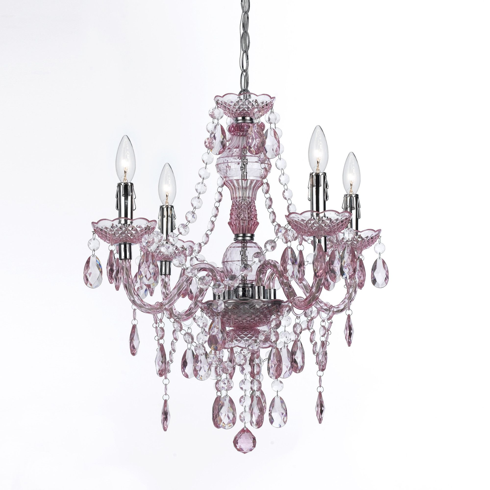 AF Lighting Elements 4 Light Mini Chandelier | Wayfair