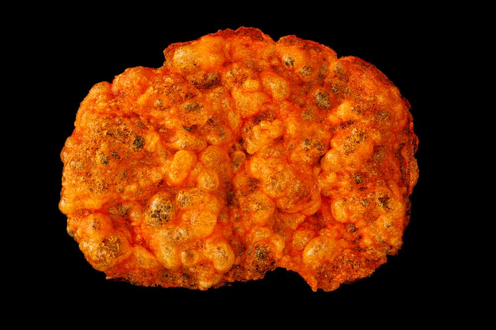 Cheese Puffs - Modernist Cuisine
