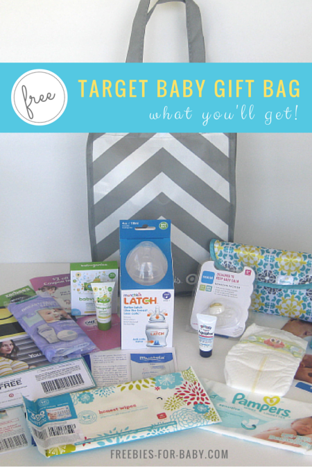 Free Target Gift Registry Baby Welcome Bag 71 Value Baby