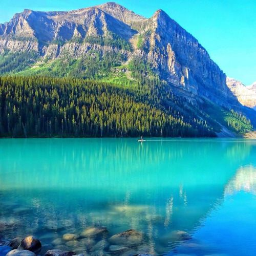 Around the world with me  Lake Louise  Banff National Park ...