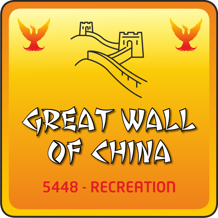 Long Associated With A Blocked Lane Condition The Great Wall Of