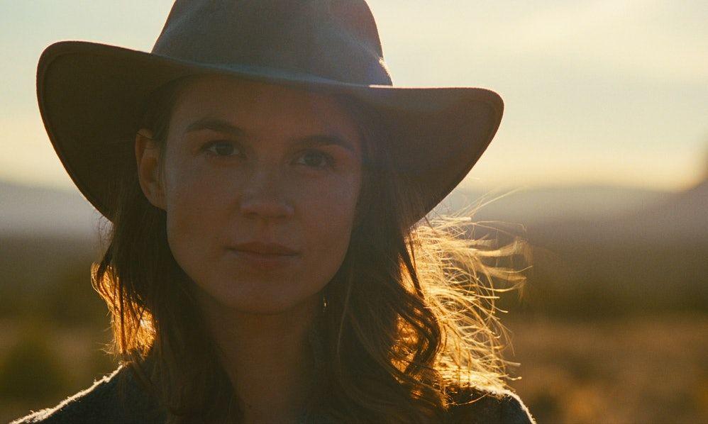 Katja Herbers as Emily aka Grace in Westworld (2018) (777