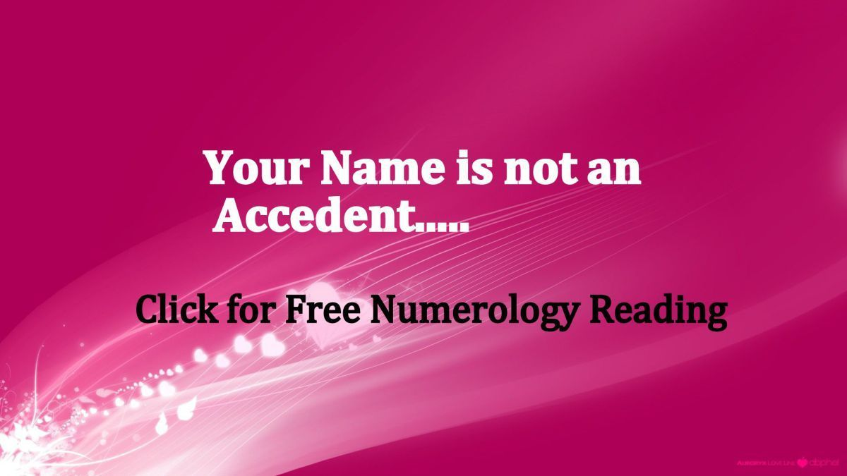 What Does My Name Mean Whatismynumerology Numerology Meaning