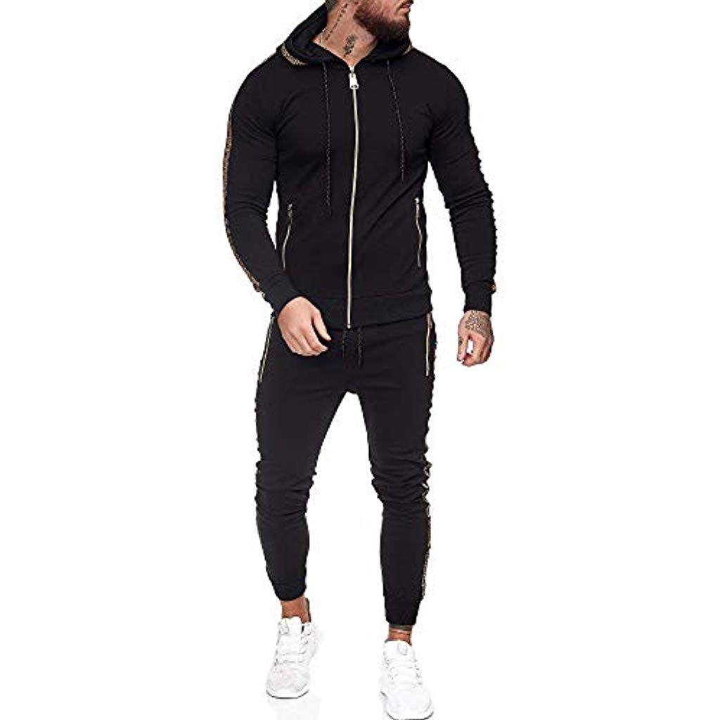 Trainingsanzug Jogginganzug Sportanzug Jogging-Anzug Trainings-Anzug Herren
