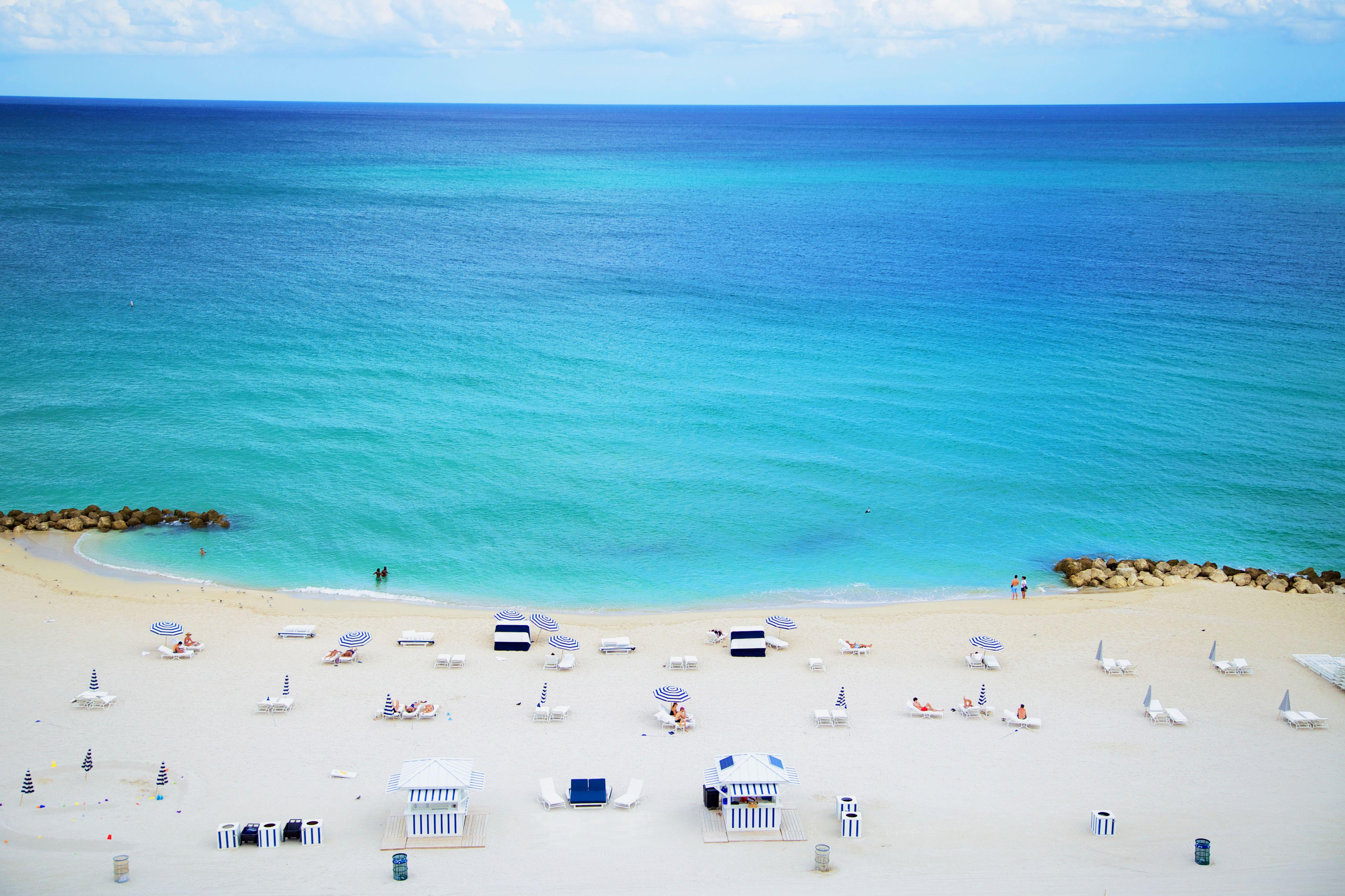 Beachfront At The Miami Beach Edition