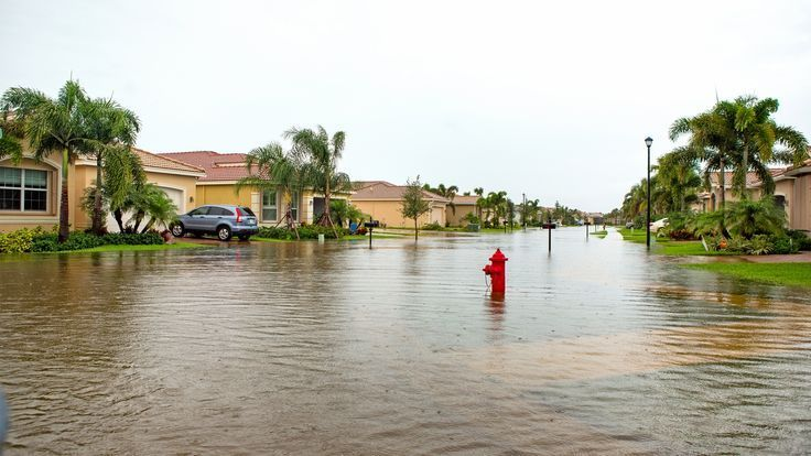 Swamped by Losses U.S. Flood Insurance Program Faces a