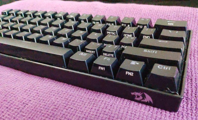 Redragon Draconic K530 Multi Connection Bluetooth 60 Keyboard In 2020 Keyboard Fn Key Multi