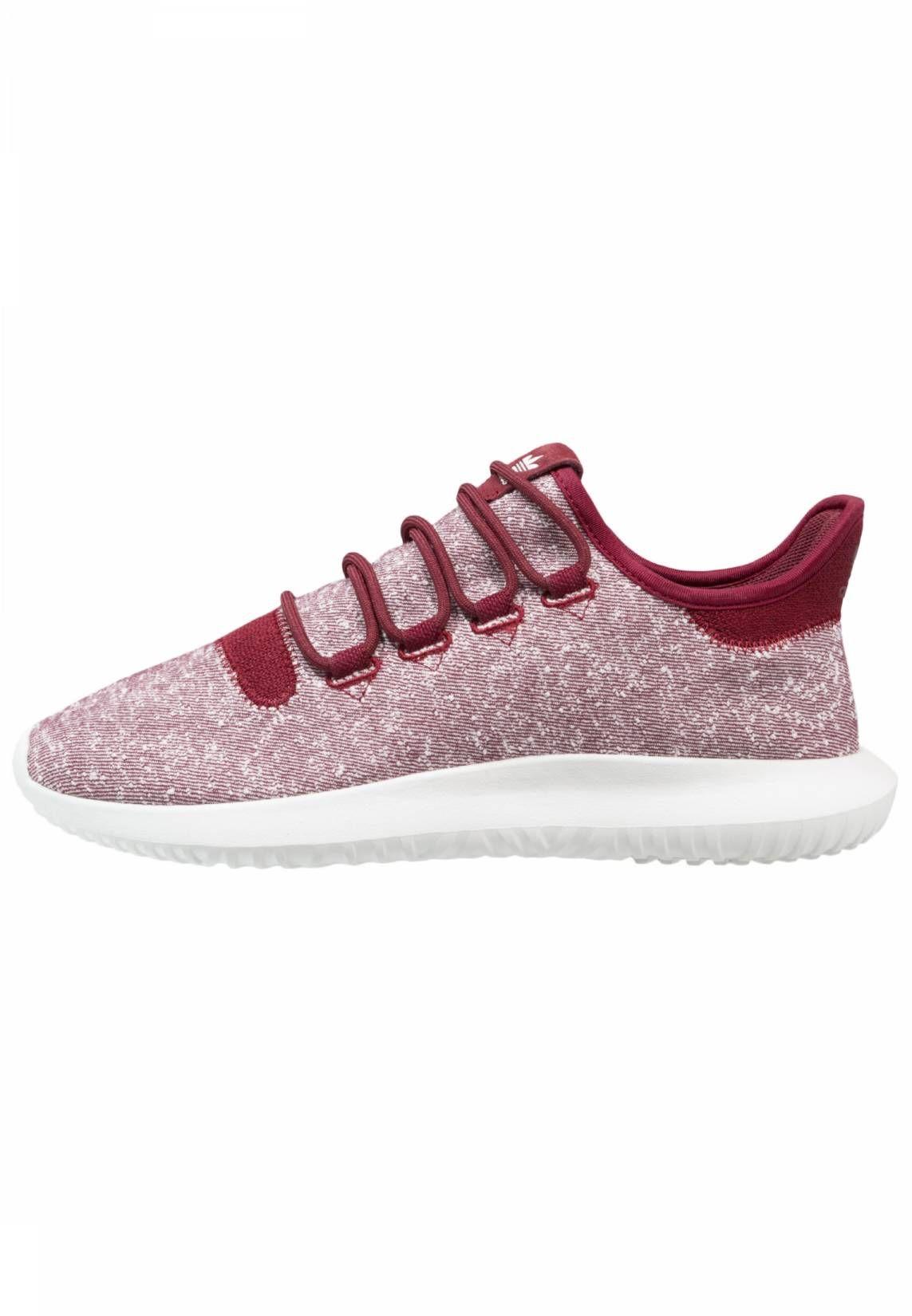 newest 8ad26 0a4cf TUBULAR SHADOW - Sneaker low - collegiate birgundy/crystal ...