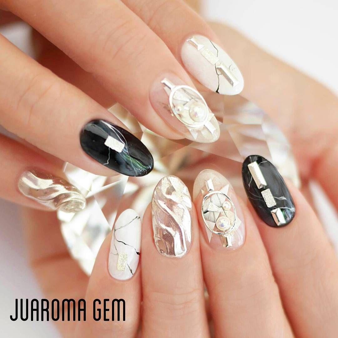 26 Impossible Japanese Nail Art Designs: 「Nail Art (Japanese)」おしゃれまとめの人気アイデア|Pinterest |Eva Roberts