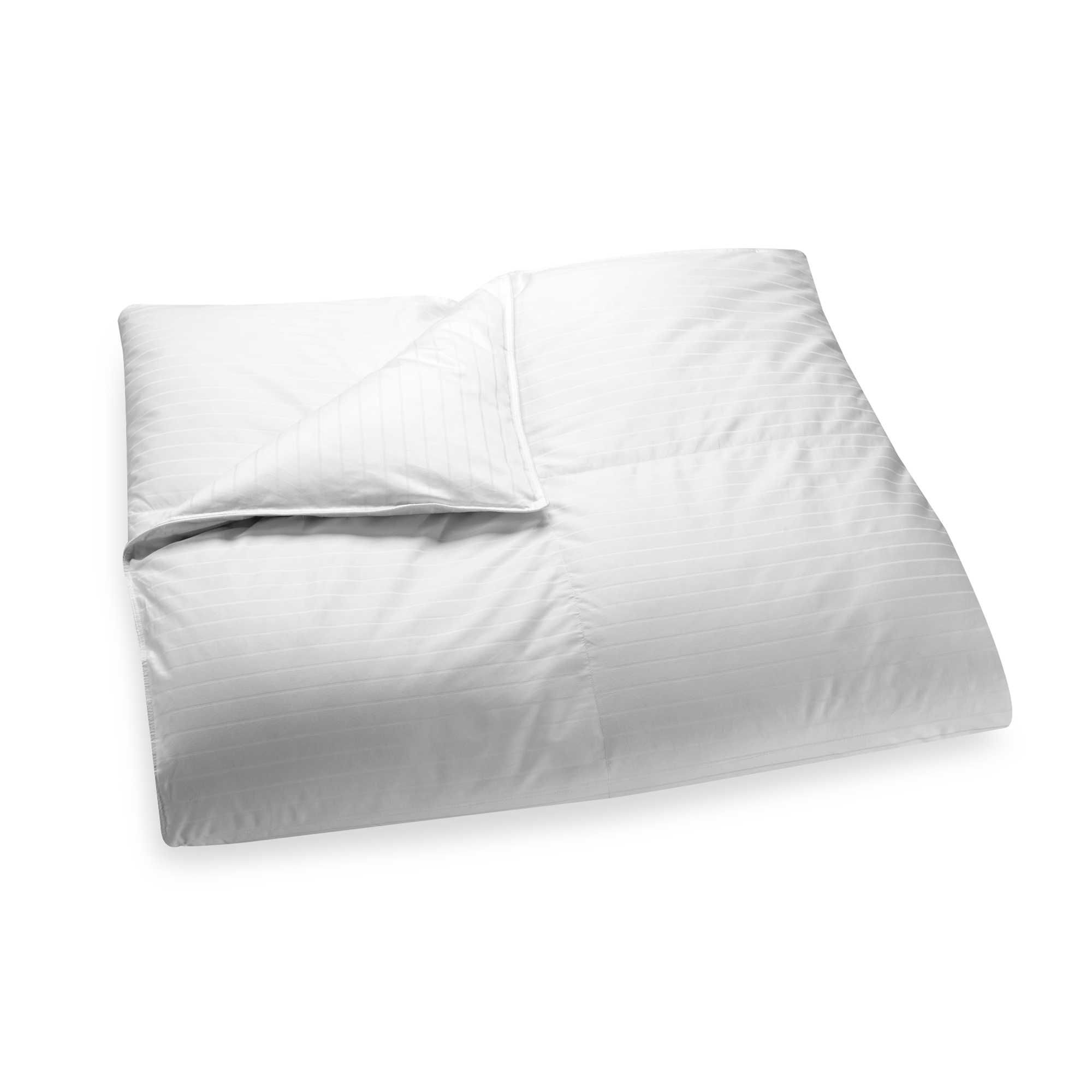 Palais Royale Light Warmth White Goose Down Comforter