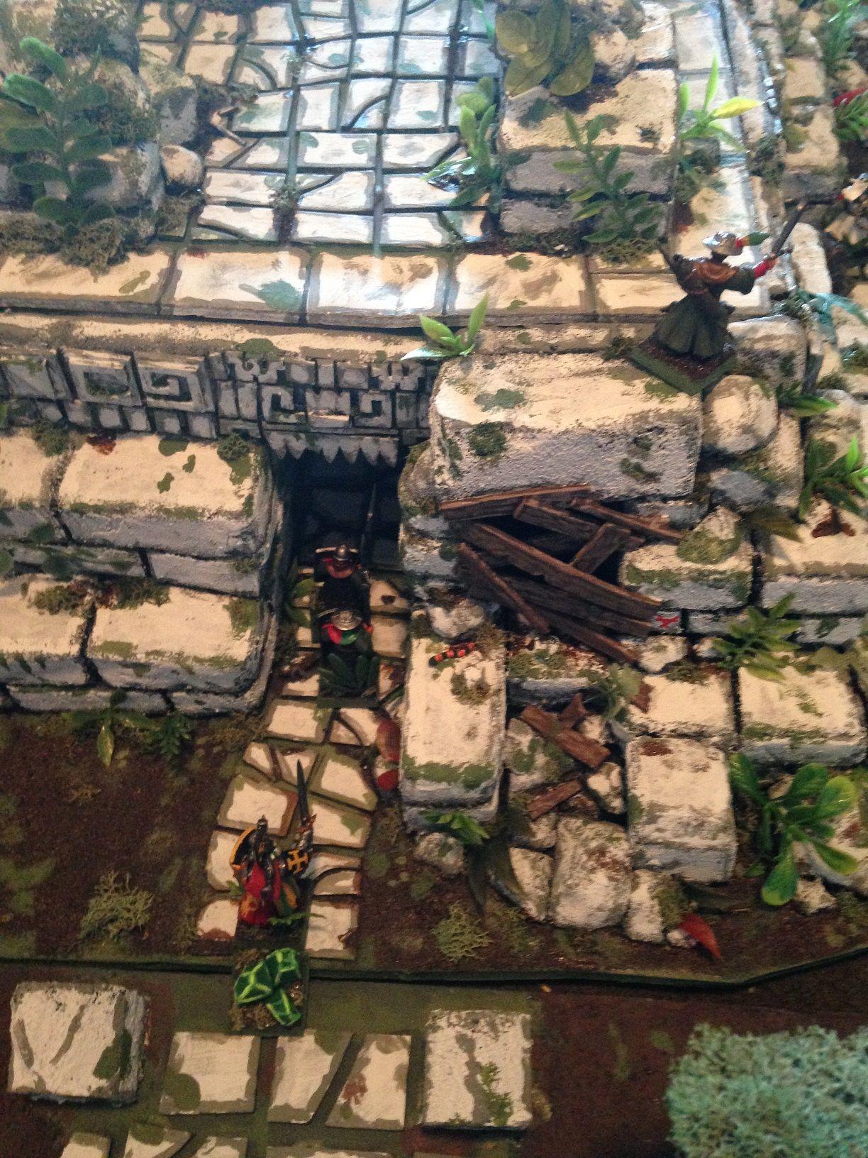Miniature Terrain - Wildbird Games