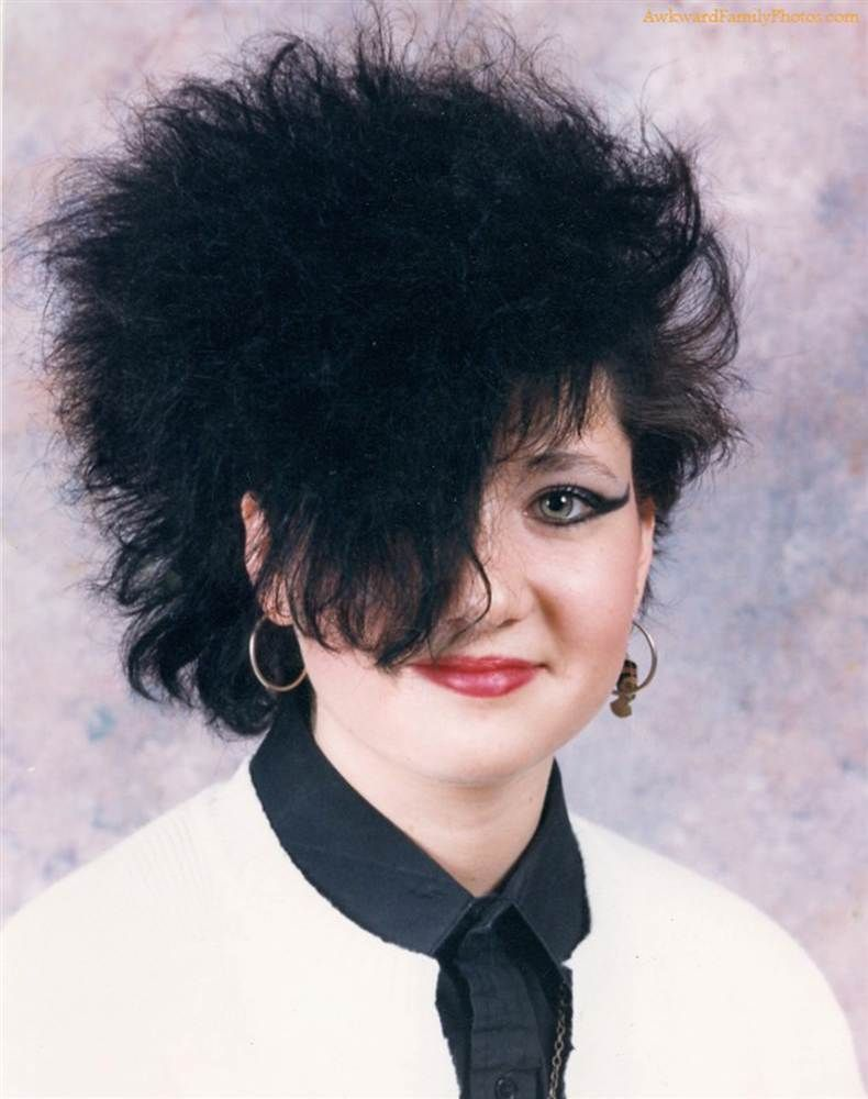 awkward school pictures | awkward photos | 80s hair, hair