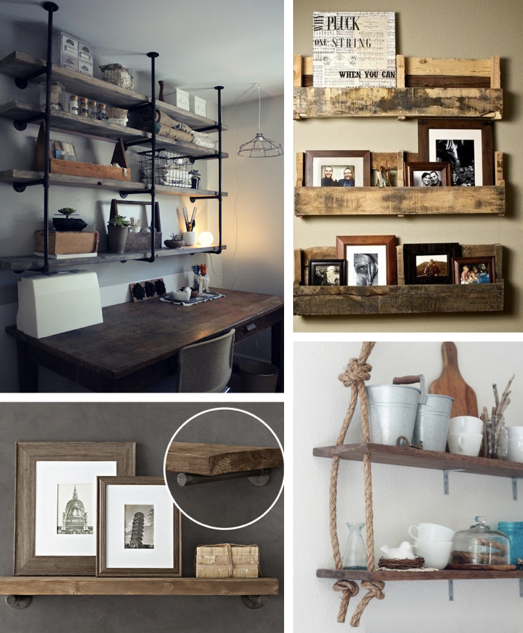 25 DIY Rustic Home Decor Ideas You