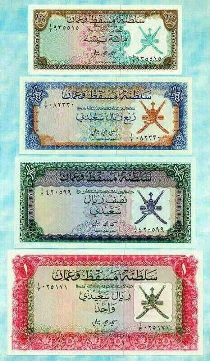 Old Foreign Currency 60