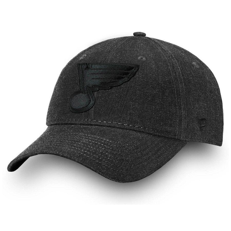 online store 4da66 d5ab7 ... wholesale mens st. louis blues fanatics branded black team haze  adjustable snapback hat sale 16.49 cheapest mens st. louis cardinals new era  ...