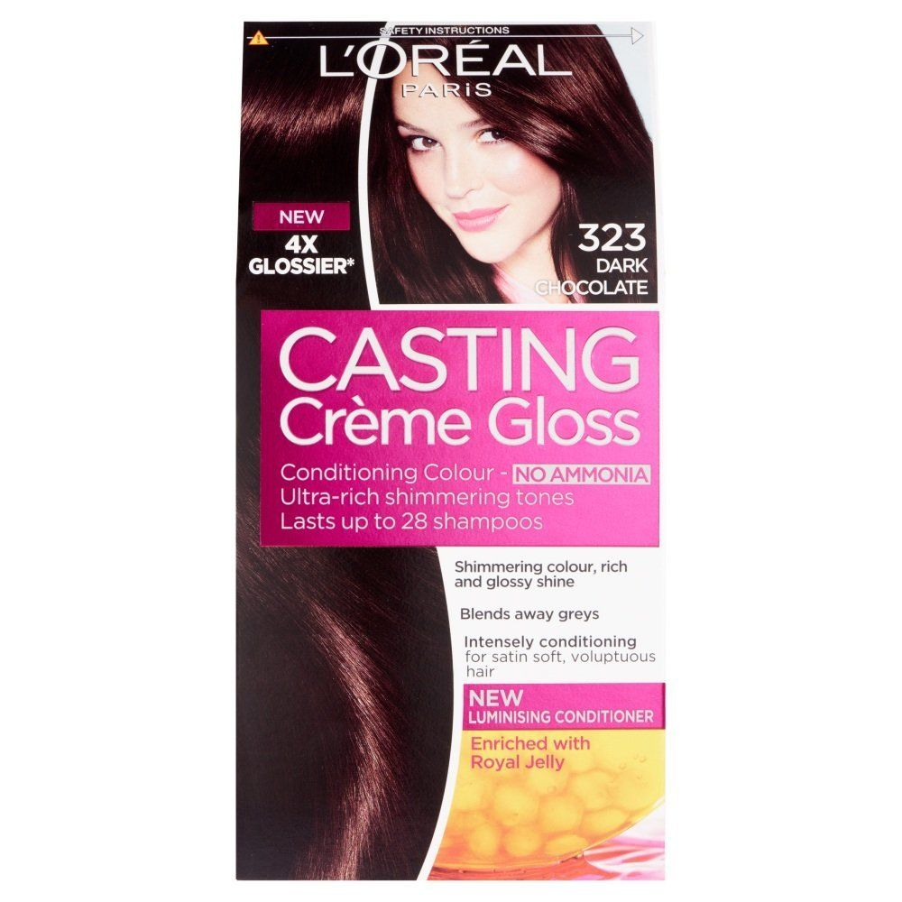 L Oreal Paris Casting Cri Me 323 Gloss Dark This Is An Amazon Affiliate Link You Can Get Additional Details Loreal Loreal Casting Creme Gloss Loreal Paris