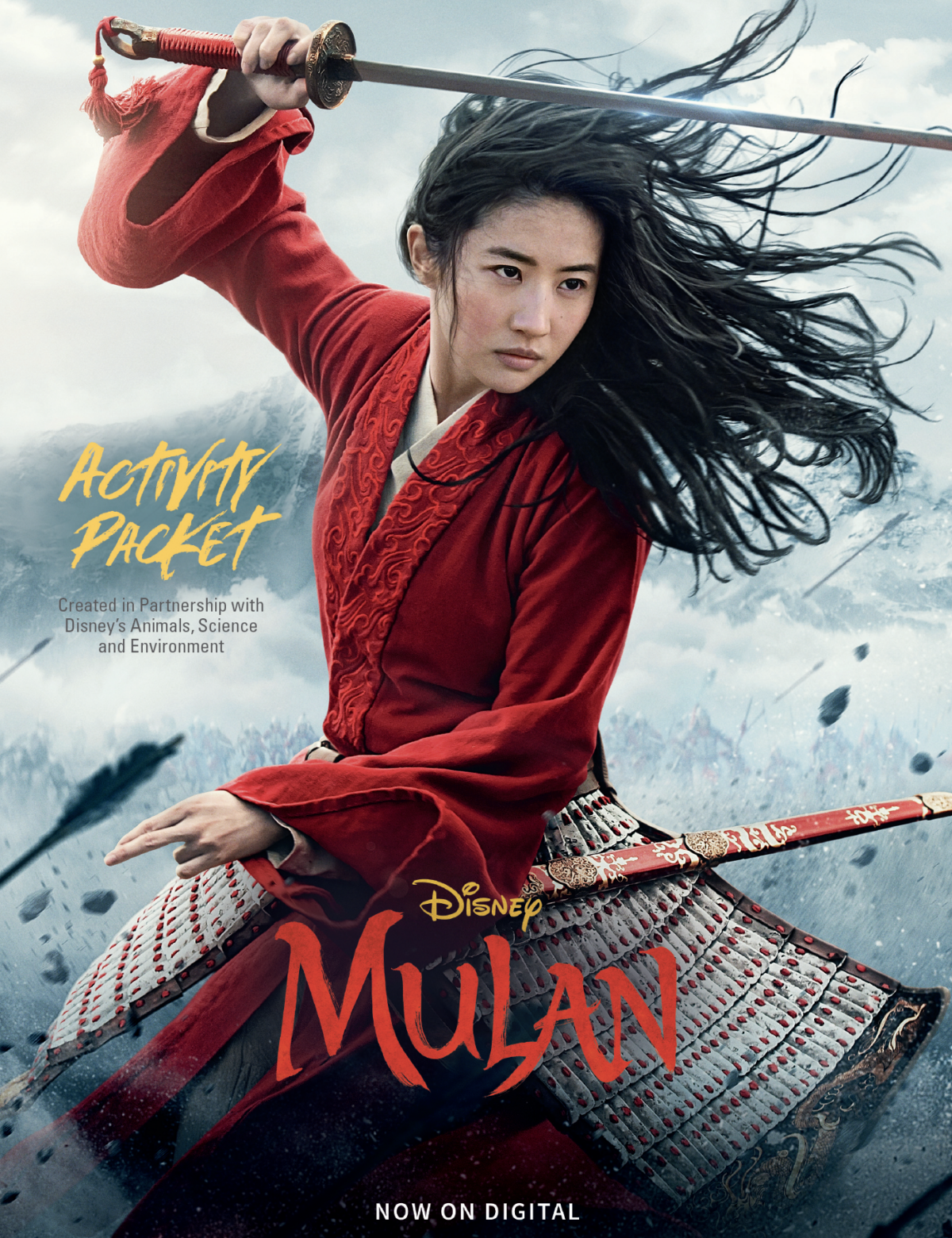 Mulan Educational Activity Packet Mulan Movie Watch Mulan Free Movies Online