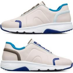 Photo of Camper Twins, sneakers men, beige / blue / gray, size 45 (eu), K100488-001 camper