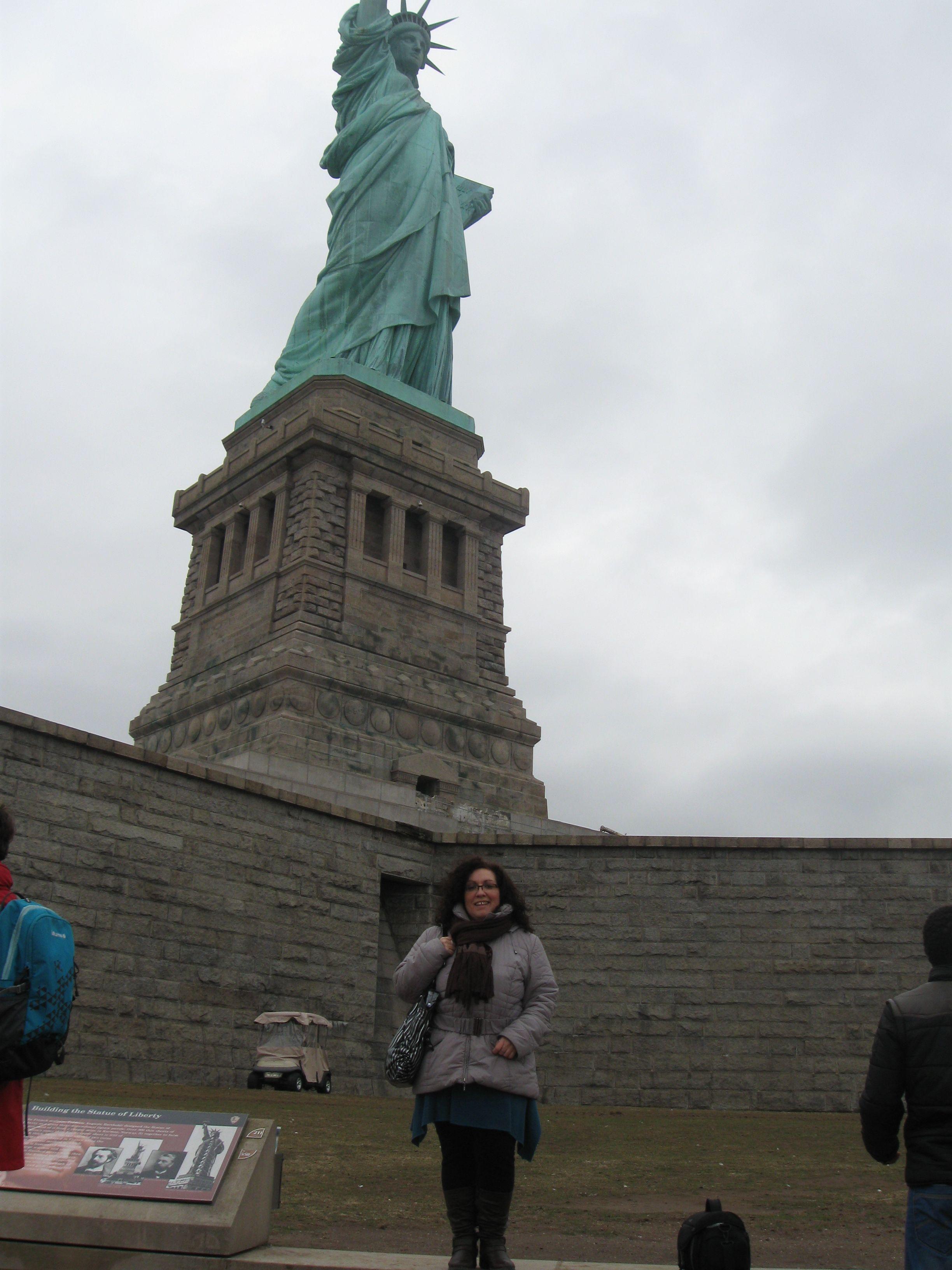 Stata della Liberta, NY, USA