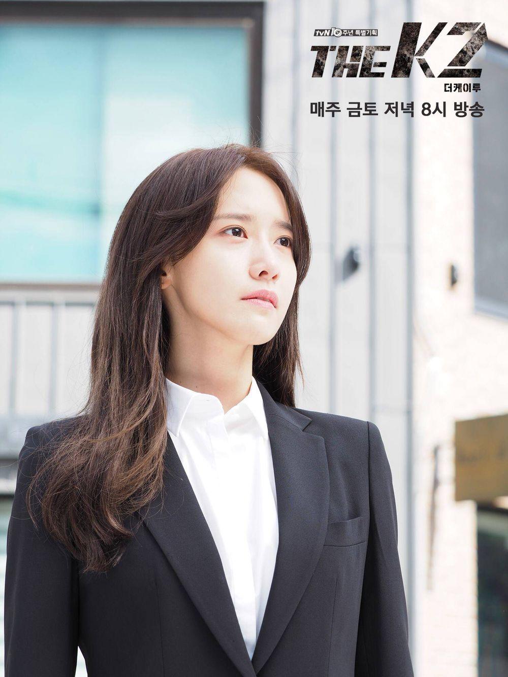 161008 TvN The K2 OFFICIAL Update SNSD Yoona Drama 2016Yoona SnsdK2Korean DramasGirls GenerationKpop GirlsCoupleHairJi Chang Wook