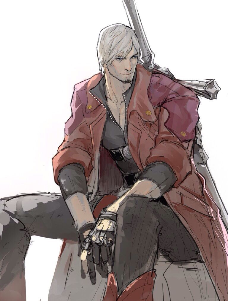 Pin on devils never cry