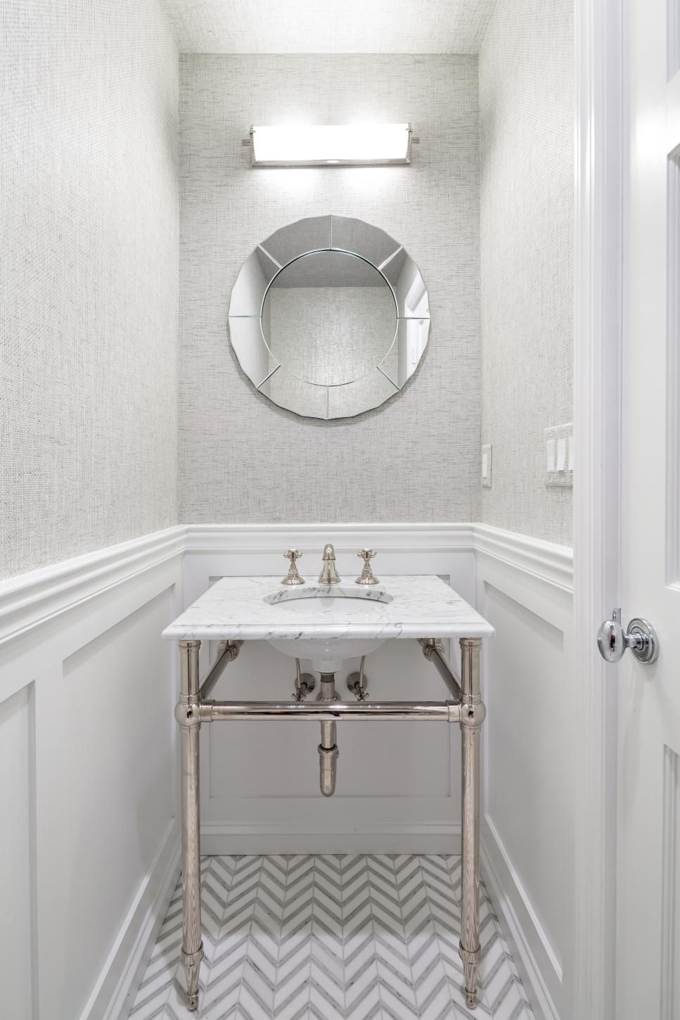 Learn Where to Splurge and Where to Save for a Beautiful Bathroom ...