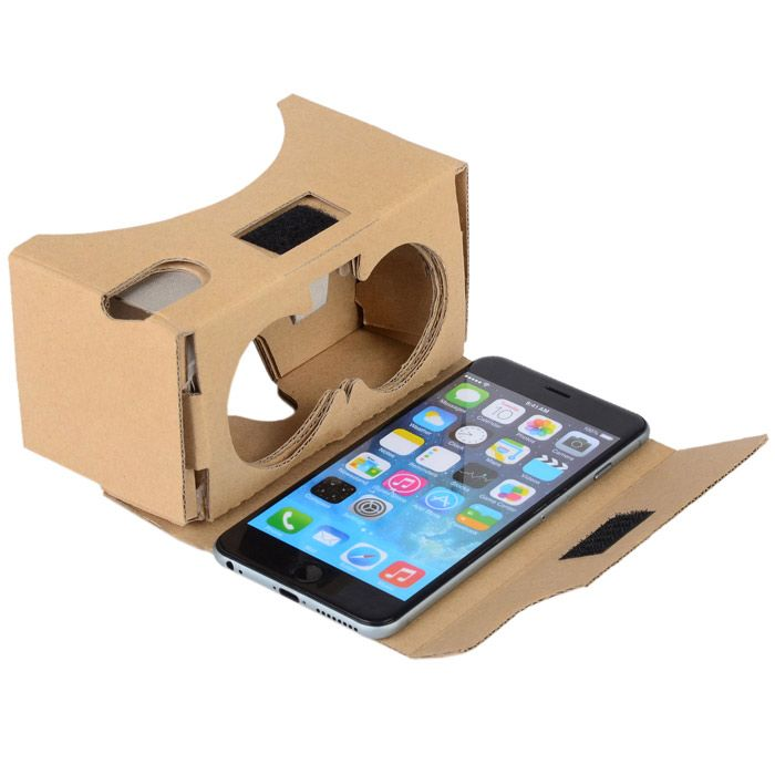 Highest quality and Cheap LightsCastle DIY Cardboard Virtual Reality
