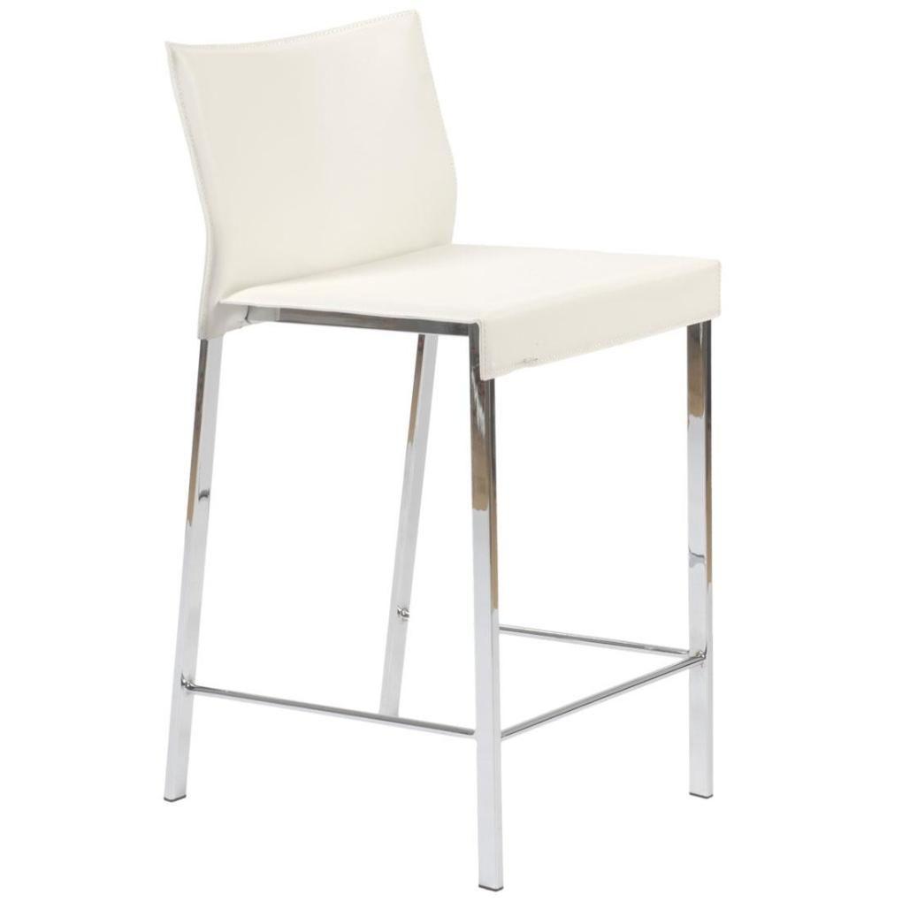 White bar stool http sindyhome top white bar stool