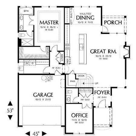 Home TheHouseDesigners5269 ConstructionReady Cottage House Plan with Crawl Space Foundation Home TheHouseDesigners5269 ConstructionReady Cottage House Plan with Crawl Spa...