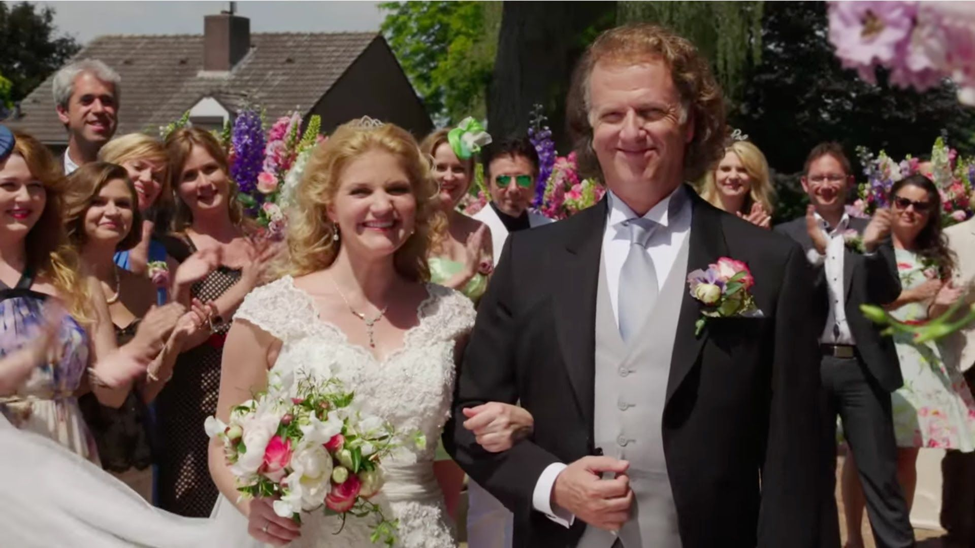 Andre Rieu Mio Angelo Making Of The Videoclip With Images